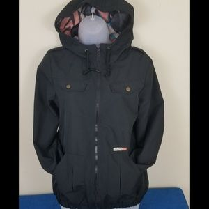 EUC Volcom Scout Windbreaker/Rain Jacket, S